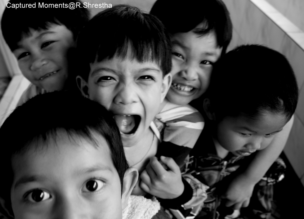 for children are happiness
